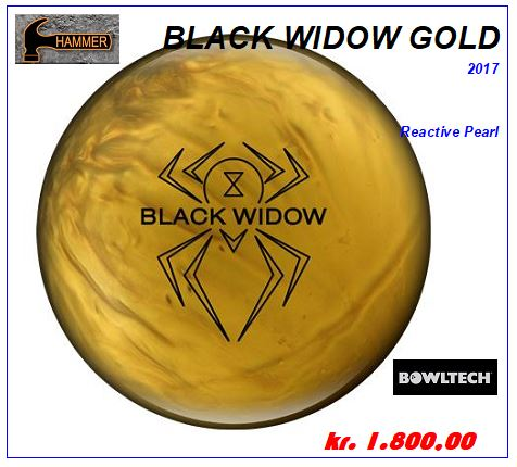 BLACK WIDOW GOLD