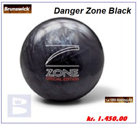 DANGER ZONE BLACK