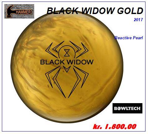 BLACK WIDOW GOLD