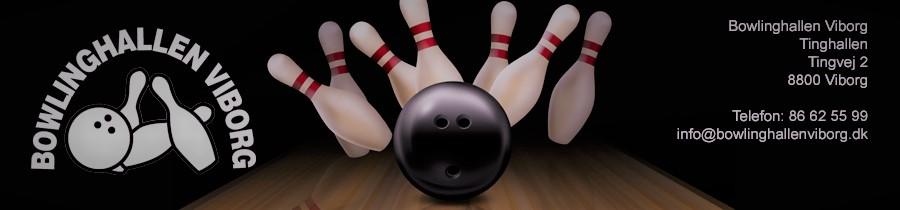 Bowlinghallen Viborg Logo