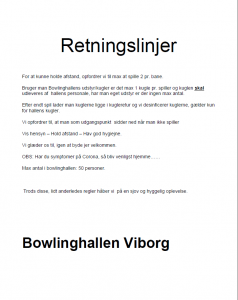 Retningslibjer i PDF