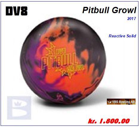 PITBULL GROWL