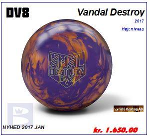 VANDAL DESTRoy